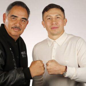 Gennady Golovkin e Abel Sanchez