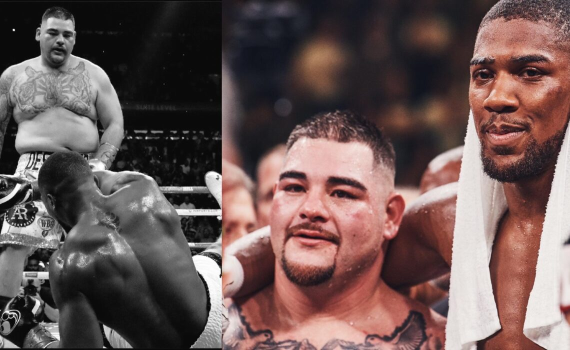 ANÁLISE: ANDY RUIZ JR TKO7 ANTHONY JOSHUA