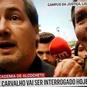 """Bruno de Carvalho e o """"Emplastro"""""""
