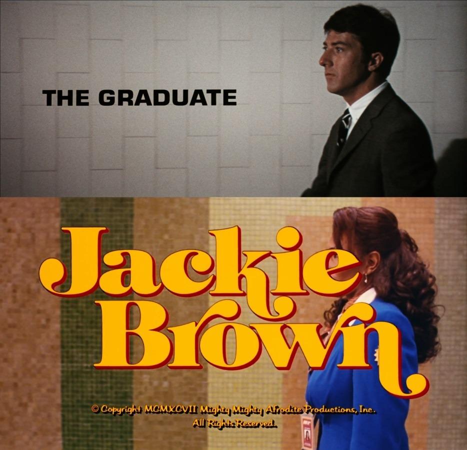 The Graduate & Jackie Brown