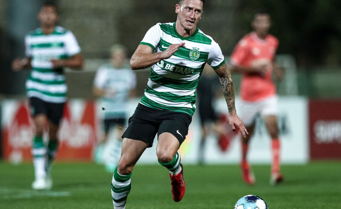 SPORTING 2-0 ANGERS