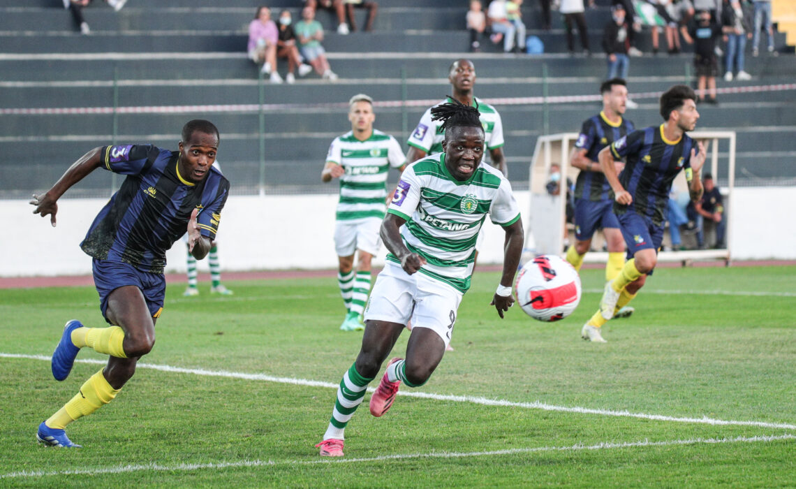 SPORTING B: SPORTING CP 0-0 REAL SPORT CLUBE.