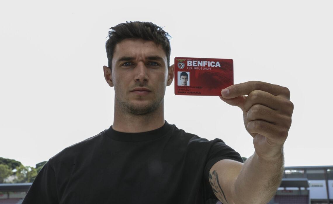 BENFICA: ROMAN YAREMCHUK E MAIS 10?