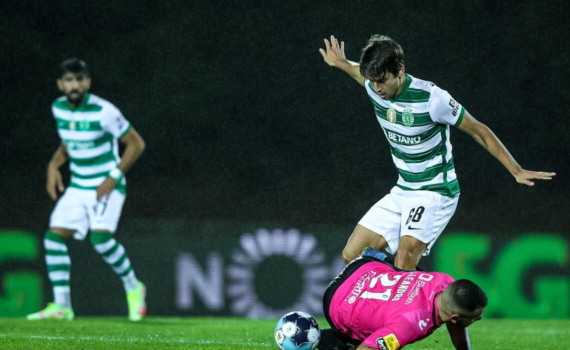 FC AROUCA 1-2 SPORTING CP.